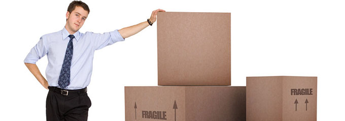 Packing materials for your office move